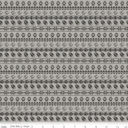 Stripe in Light Gray
