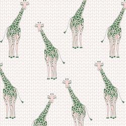 Safari Giraffe in Pink