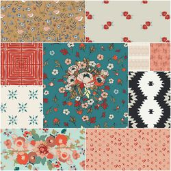Love Story Fat Quarter Bundle in Enamored