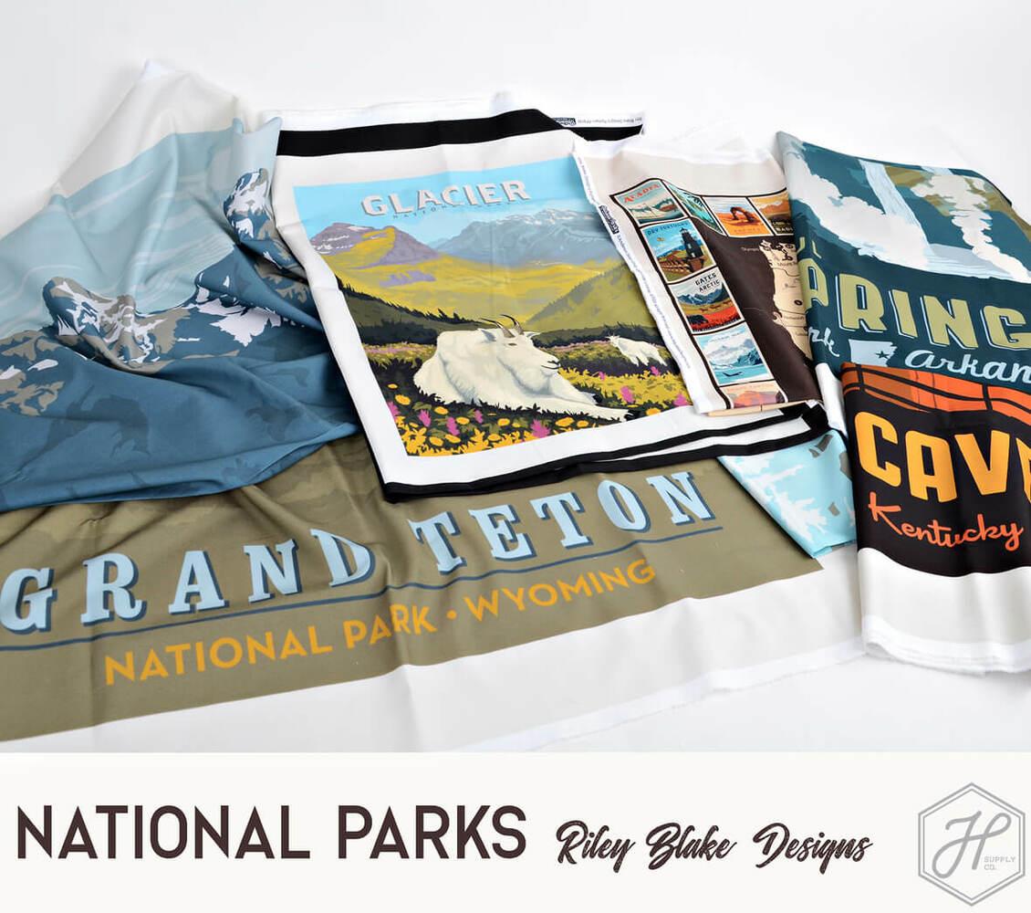 National Parks Poster Image