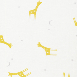 Little Giraffes Gauze in Soft