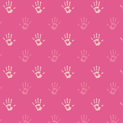 Fingerpaint in Pink