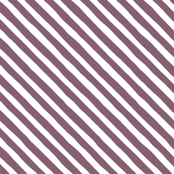 Rogue Stripe in Mulberry