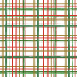 Christmas Plaid in Holiday