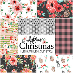 Indy Bloom Christmas Fat Quarter Bundle