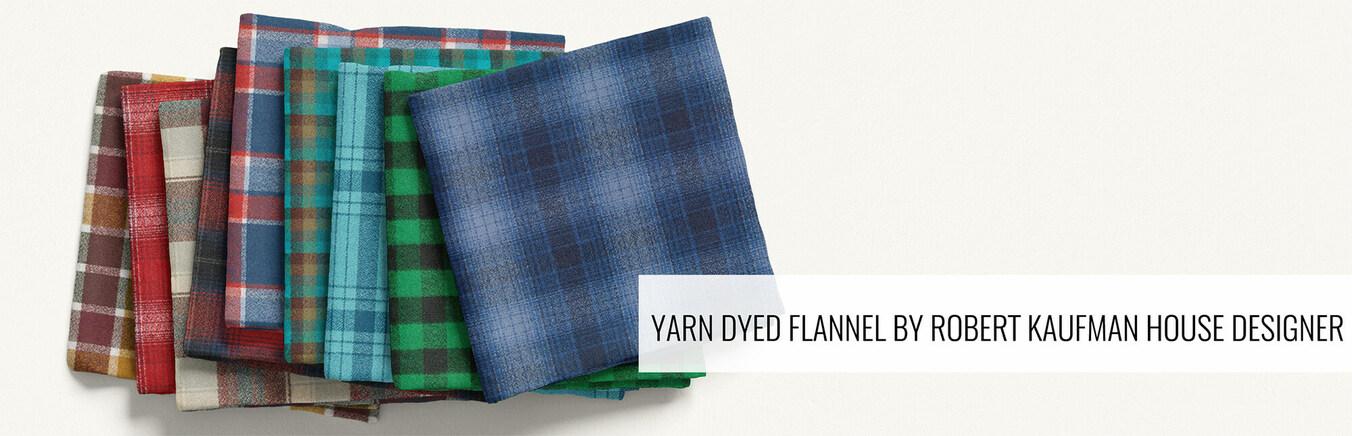 Yarn Dyed Flannel