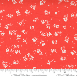 Little Dainities Floral Ditsy in Red