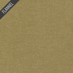 Shetland Fine Texture Flannel in Earth