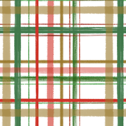 Large Christmas Plaid in Holiday