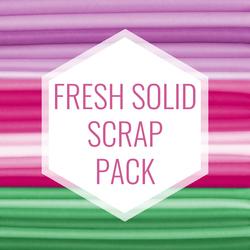 Fresh Solid Scrap Pack