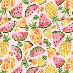 Fruit in Hibiscus
