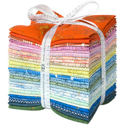 Collection CF Fat Quarter Bundle in Colorful