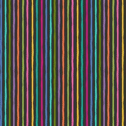 Chalky Stripe in Black