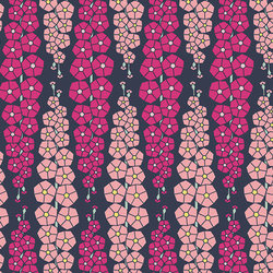 Gladiolumns Knit in Rosebluem
