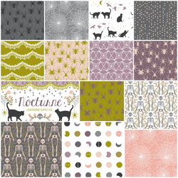 Nocturne Fat Quarter Bundle