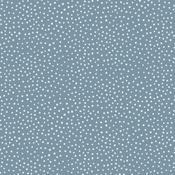 Happiest Dots in Slate Blue