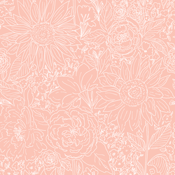 Paperie in Light Blush Rose