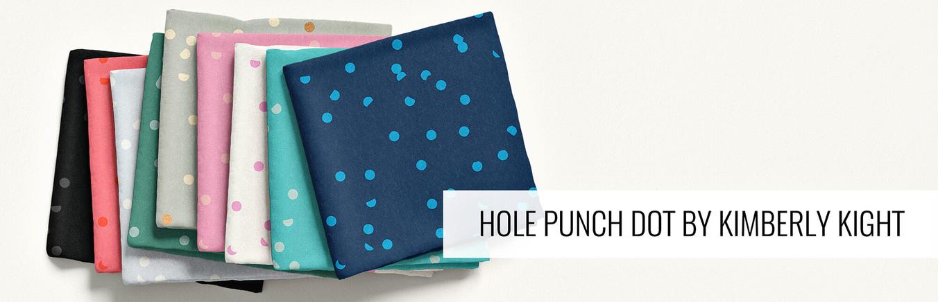 Hole Punch Dot by Kimberly Kight