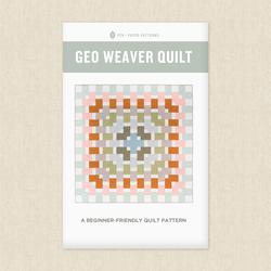 Geo Weaver Quilt