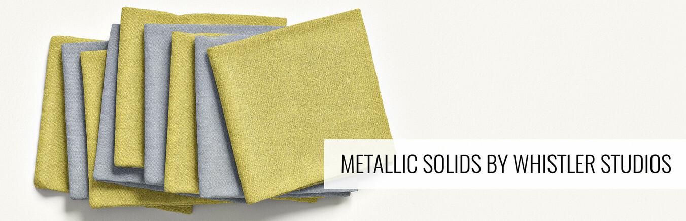 Metallic Solids by Whistler Studios