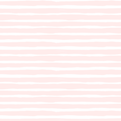 Watercolor Stripes in Soft Blush