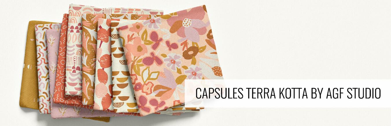 Capsules Terra Kotta