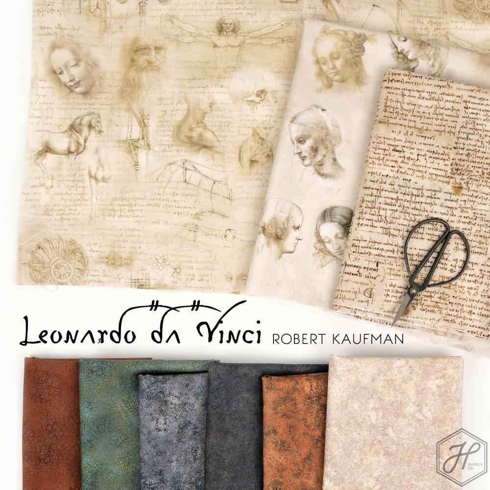 Leonardo da Vinci Poster Image