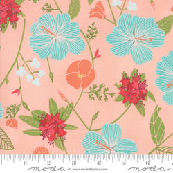 State Flowers in Coral