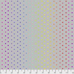 Hexy Rainbow in Dove