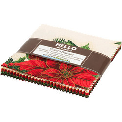 """Holiday Flourish 13 5"""" Square Pack in Holiday"""