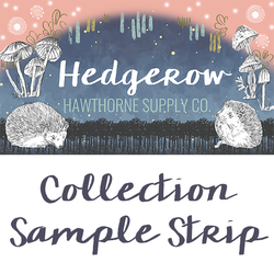 Hedgerow Sample Strip
