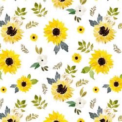 Autumn Gold in Sunflower