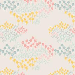 Flutterby Flowers in Meadow