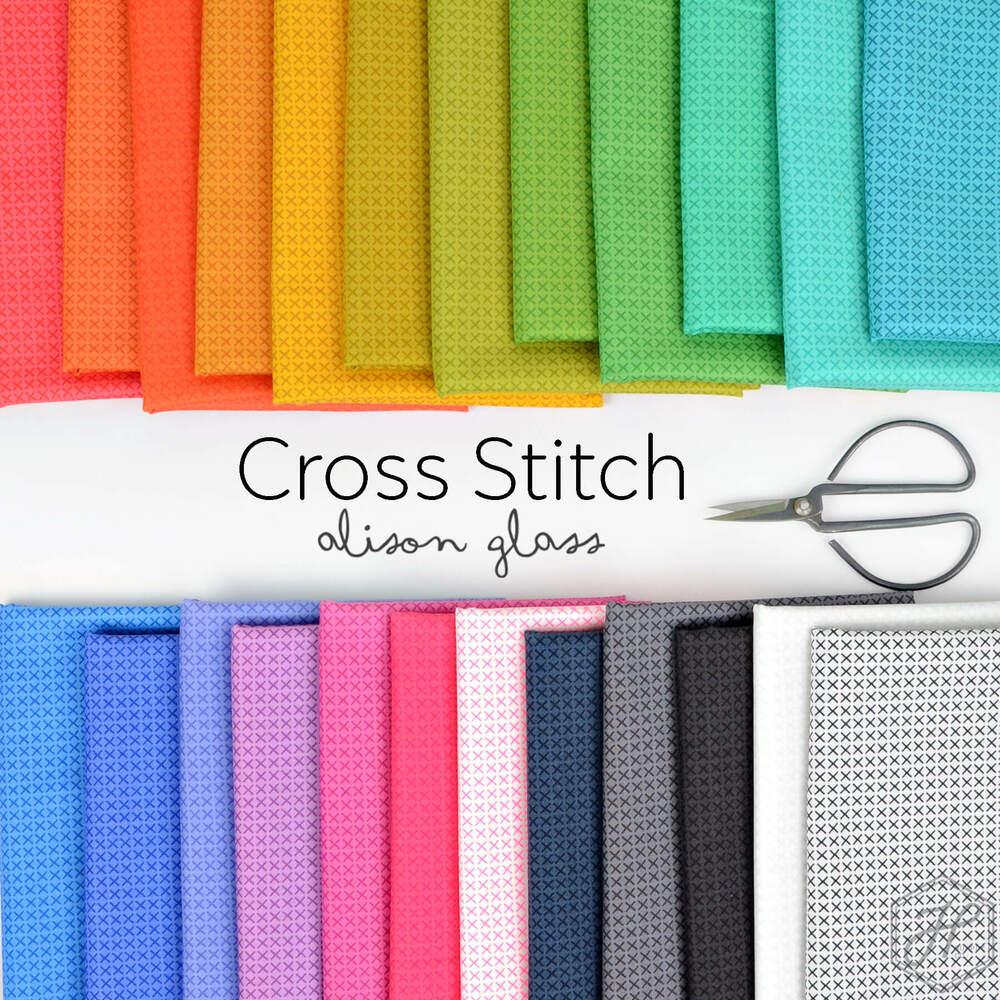 Cross Stitch Poster Image