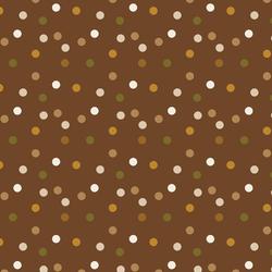Polka Dot in Chocolate