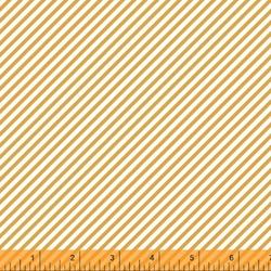 Diagonal Stripe in Orange