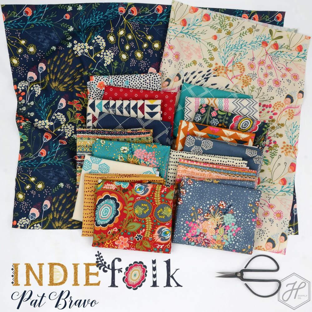 Indie Folk Poster Image