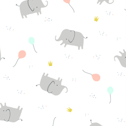 Elephant Party in Soft