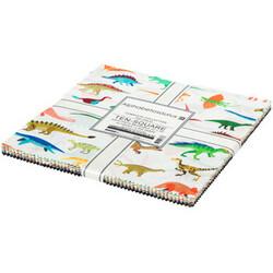 """Alphabetosaurus 10"""" Square Pack"""