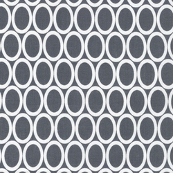 Ovals in Grey