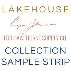 Lakehouse Sample Strip