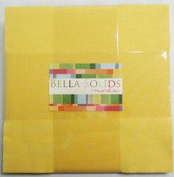 Bella Solids Layer Cake in 30's Colors
