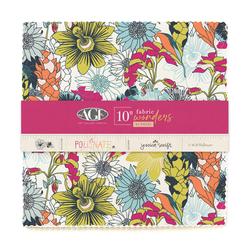 "Pollinate 10"" Square Pack"