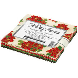 """Holiday Charms 10"""" Square Pack in 2021 Holiday Colorstory"""