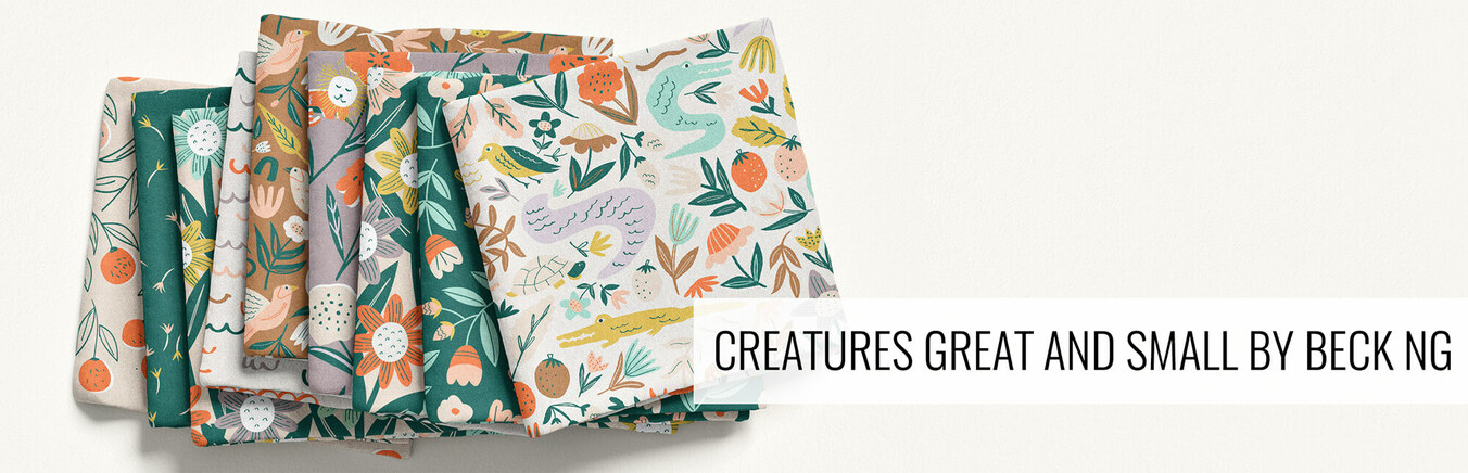 Creatures Great and Small by Beck Ng