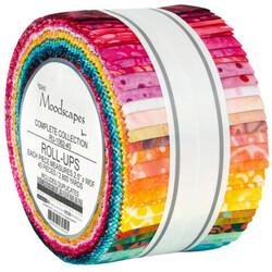 "Moodscapes Artisan Batiks 2.5"" Strip Roll"