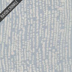 Bubble Crinkle in Grey