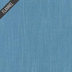 Shetland Variegated Flannel in Blue Jay