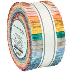 """Chalk and Charcoal 2.5"""" Strip Roll in New Colors 2021"""