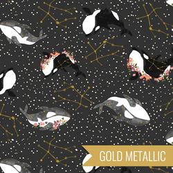 Queen of the Sea in Midnight Metallic
